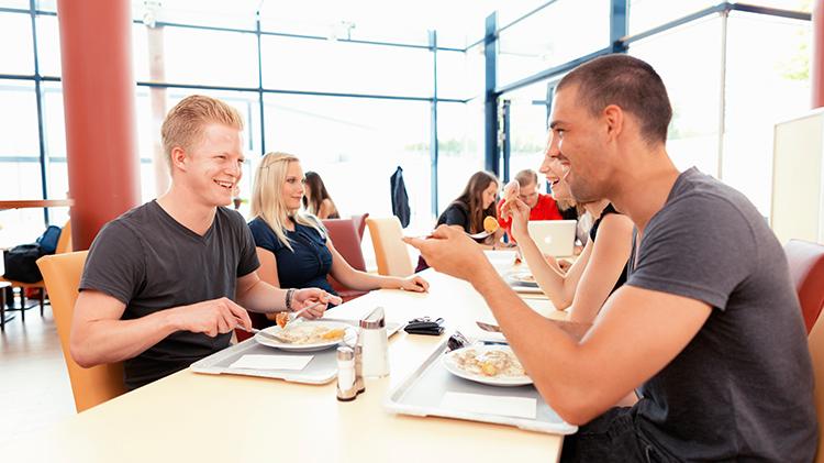 Systèmes pour cafétérias d'université et d'école